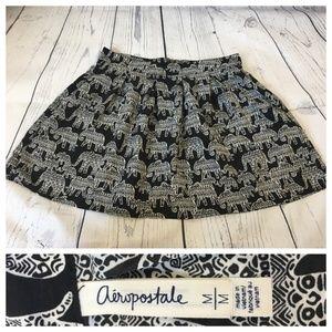 🔥4/$20🔥Aeropostale Elephant Skirt Medium